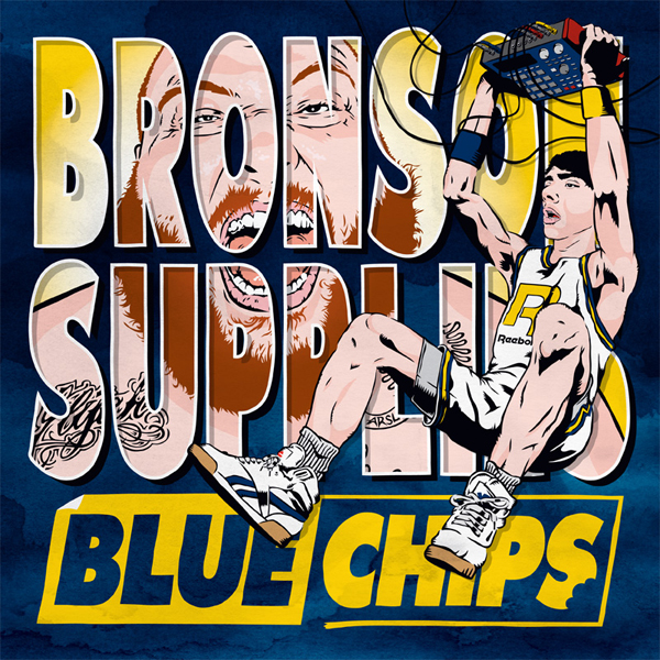 Action Bronson Blue Chips Action Bronson & Party Supplies – Blue Chips (Mixtape)