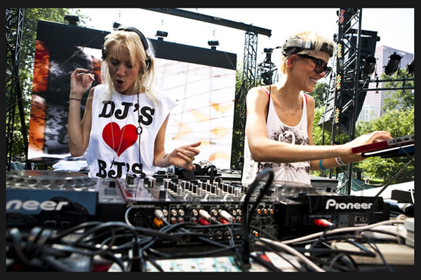 NERVO Dropped From Electric Daisy Carnival New York Lineup