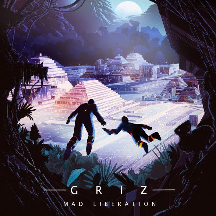 griz mad liberation album