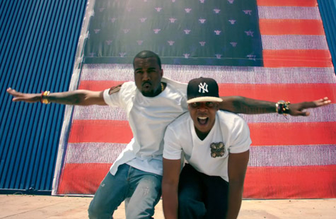 Kanye West Feat Jay Z Clique Wick It Re Work