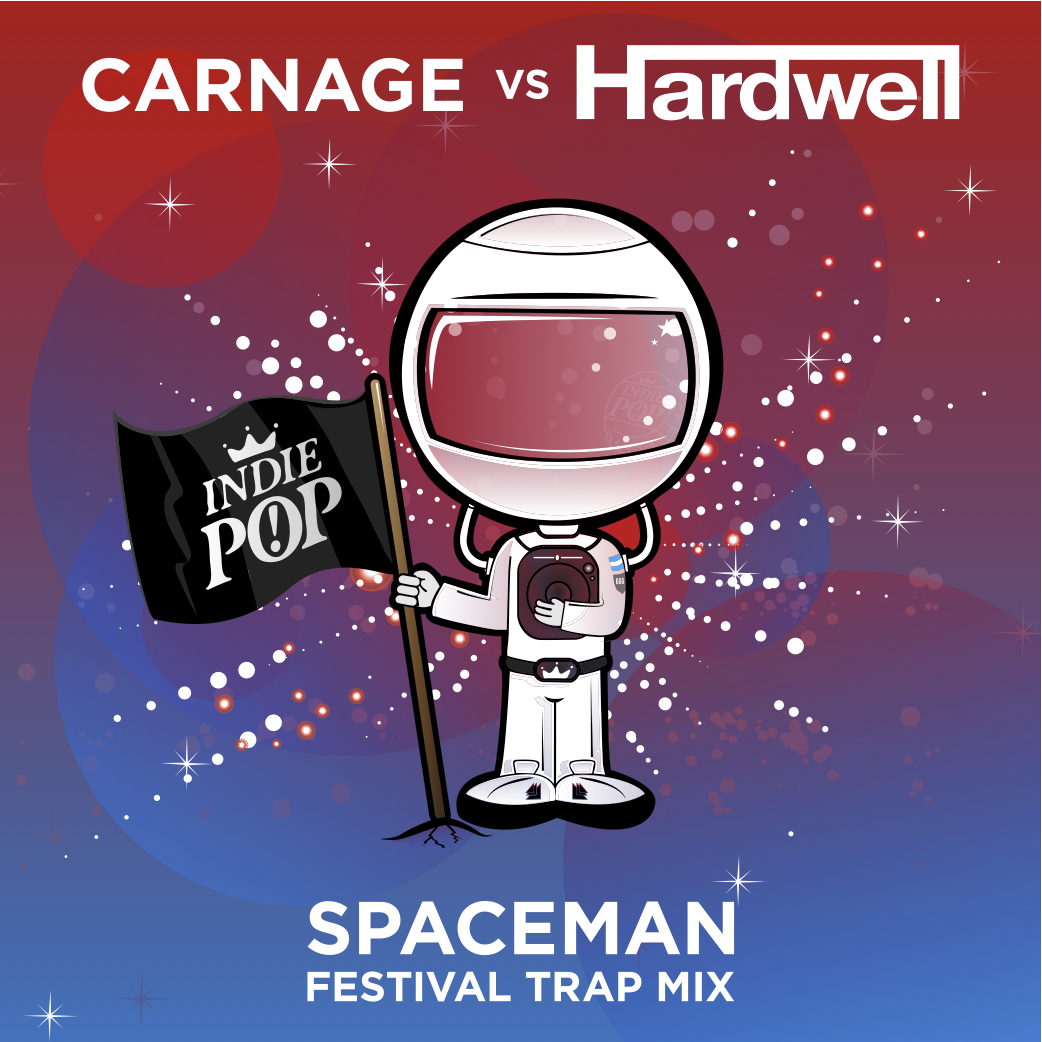 Spaceman (Carnage Festival Trap Remix