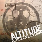 ALTITUDE MIX GREEN LANTERN