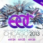 EDC Chicago 2013 tickets