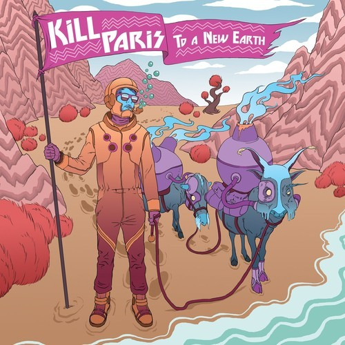 Kill Paris – Slap Me (GRiZ Remix)