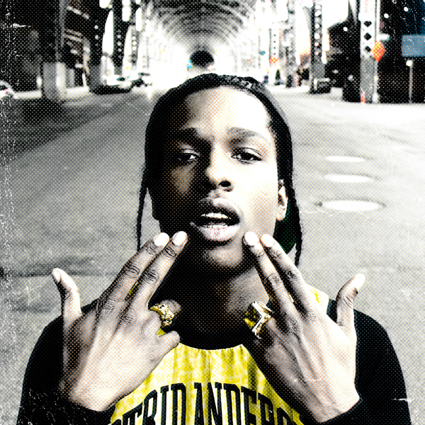 A$AP Rocky Ft. A$AP Ferg – Take It Easy