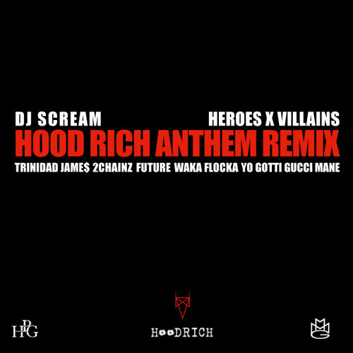 dj scream hoodrich free download