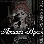 'Amanda Bynes' Single Cover (Kidd Upstairs x XO)