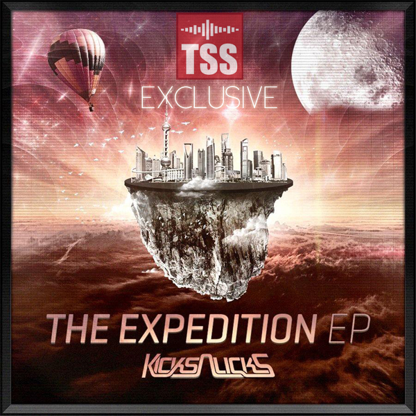 [TSS Premier] Kicks n Licks – The Expedition EP