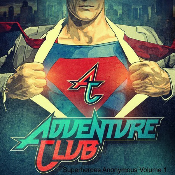 Adventure Club – Superheroes Anonymous Vol. 1