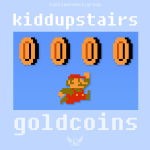 Kidd Upstairs Gold Coins
