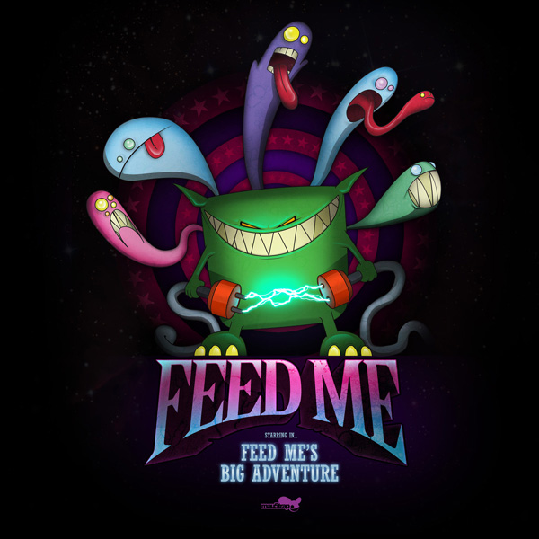 Feed Me – Blood Red (RedVelvetSquared Remix)