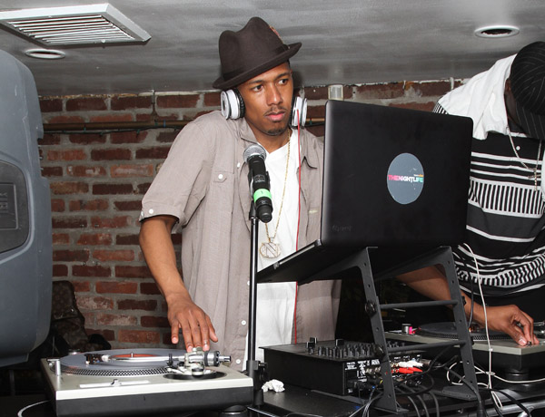 "Nick Cannon To Produce House Album Titled ""White People Dance Music"" …Wait What?"