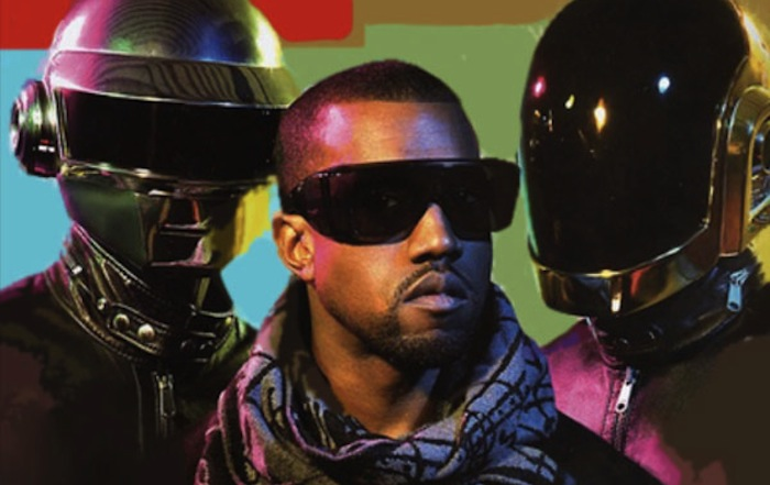Daft Punk & Skrillex To Appear On Kanye West 6th Solo Album
