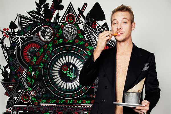 "Diplo Rants About His Review of Daft Punk's ""Random Access Memories"""