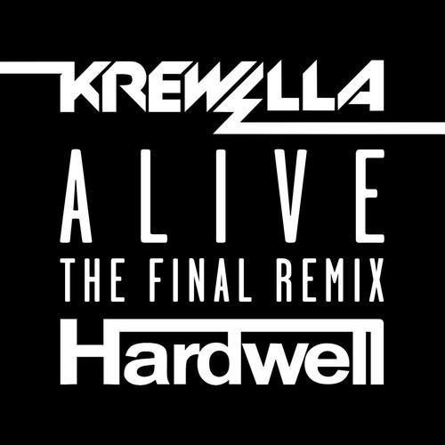 Krewella Alive Hardwell Remix