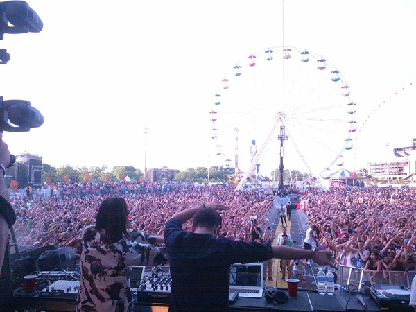 Zeds Dead – Electric Daisy Carnival New York 2013 Live Set