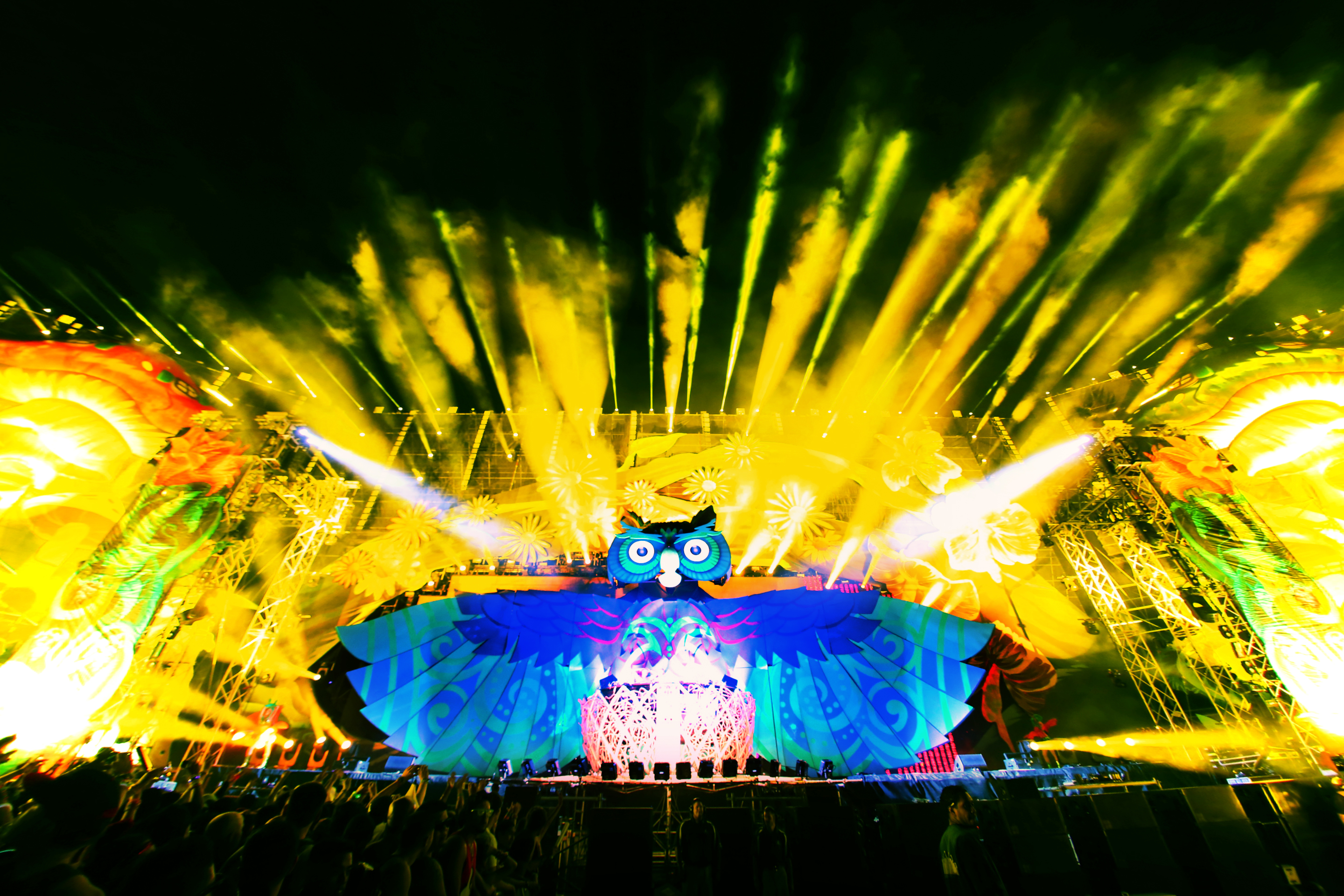 BREAKING NEWS! Insomniac Expands EDC 2014 To Two Full Weekends