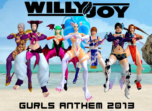 Willy Joy – Gurls Anthem 2013 [TSS Exclusive Premiere]