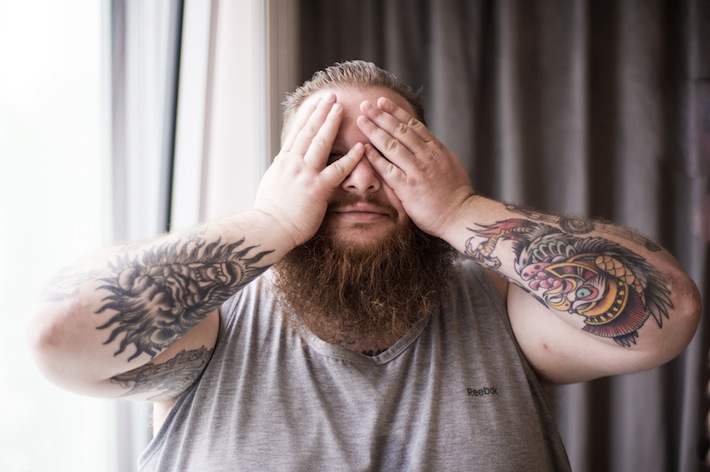 Action Bronson – Heel Toe (Prod. Harry Fraud)