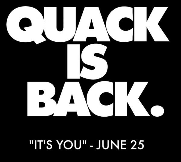 Quack Is Back