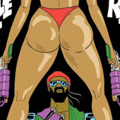 Major Lazer – Bubble Butt (Dj Snake Remix)