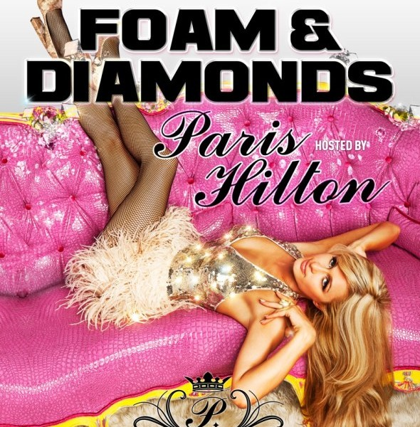 Paris Hilton Announces Ibiza Residency at Amnesia Starting July 31st