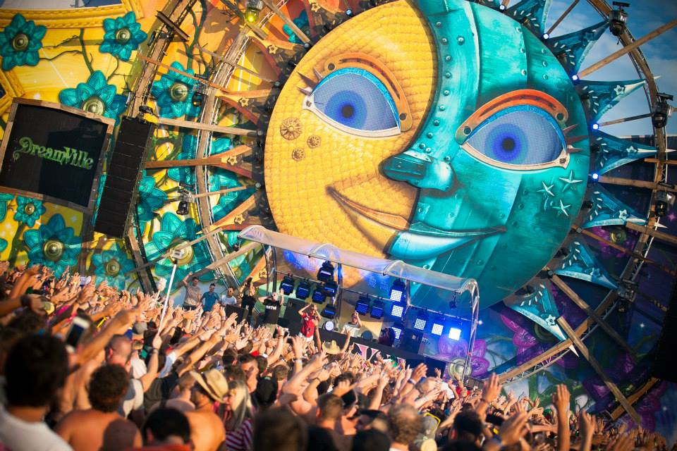 Well-known Tomorrowland 2013 Live Broadcast (July 26-28) SH16