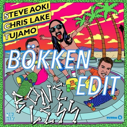 Steve Aoki, Chris Lake & Tujamo – Boneless (Bökken Edit)