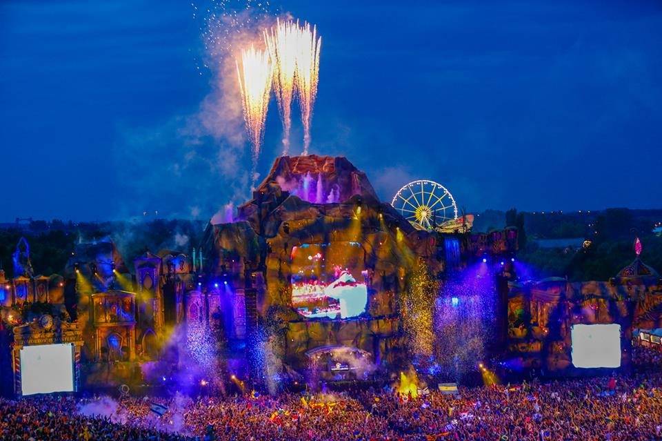 Tomorrowland 2013 Aftermovie