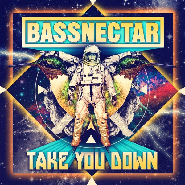 Bassnectar – Take You Down EP Out 9/24
