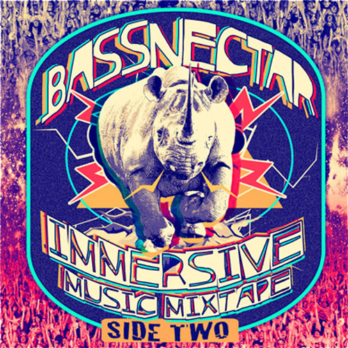 Bassnectar – Immersive Music Mixtape, Side 2
