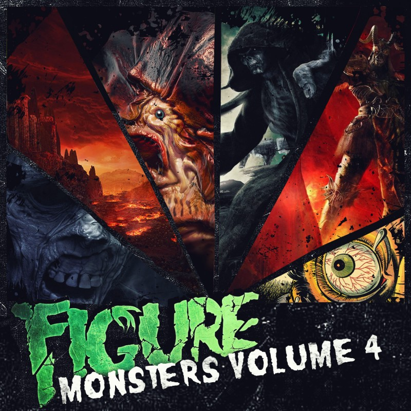 Figure – Monsters Vol. 4 (Album Review)