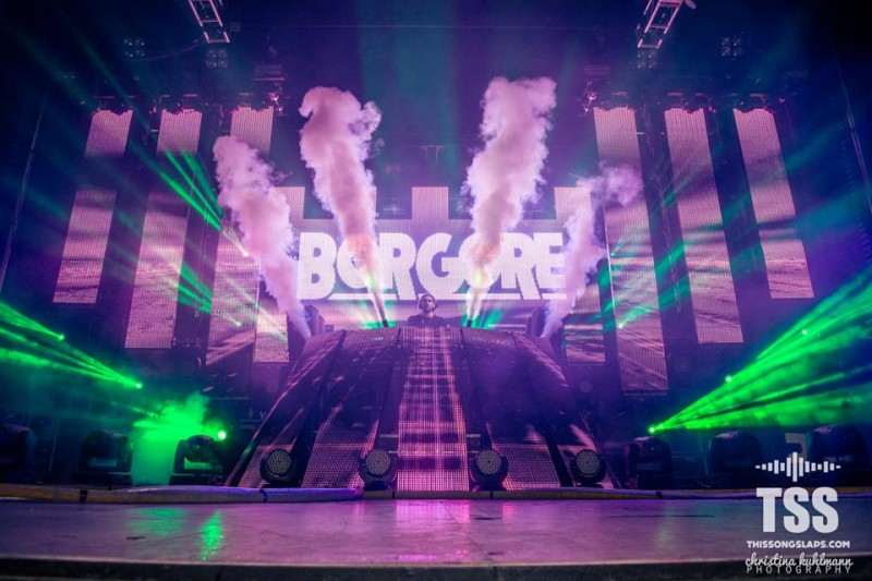 Event Review: Life In Color – College Station, TX