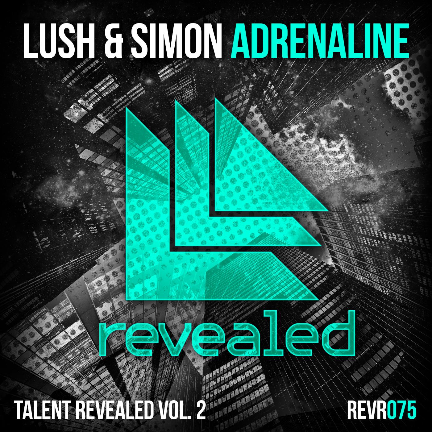 I Am Hardwell Album Lush & Simon - Adr...