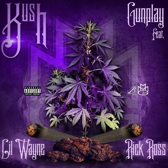 Gunplay – Kush feat. Lil Wayne & Rick Ross