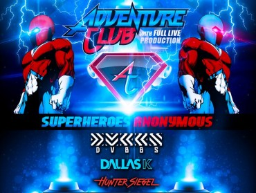 Giveaway: Superheroes Anonymous Tour 2013: San Francisco