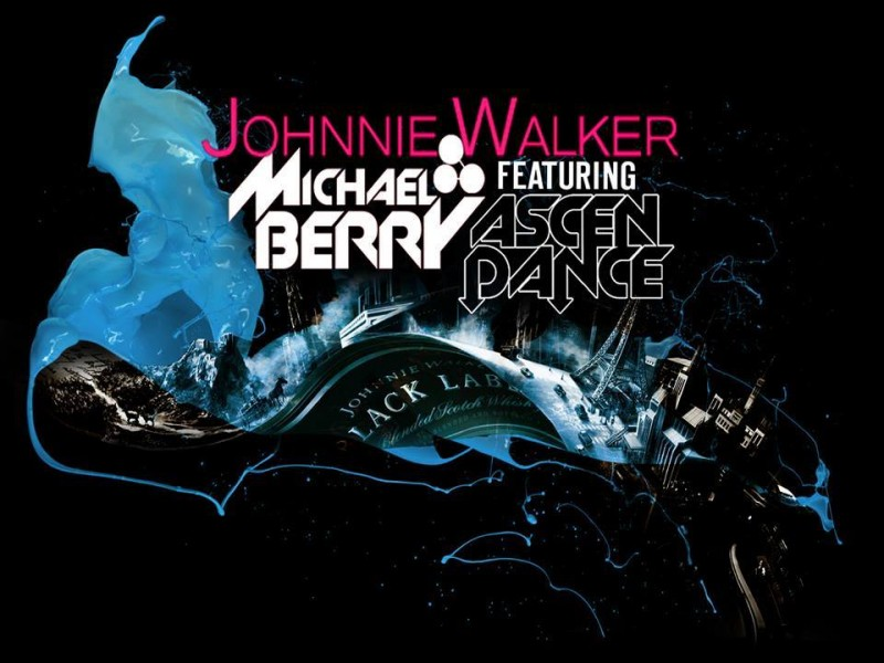 Michael Berry ft. Ascendance – Johnnie Walker