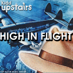 High In Flight Single Art