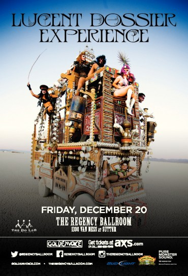 "[GIVEAWAY] Lucent Dossier Experience Presents ""Solstice of the Dreamers"" SF & LA"
