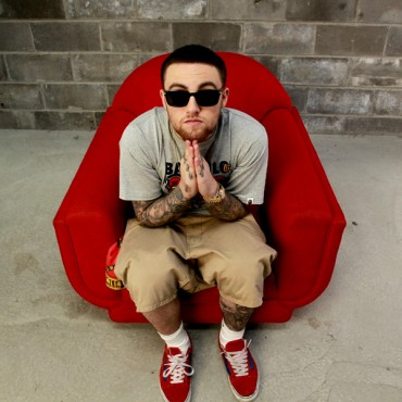 "Mac Miller Releases ""Earth"" Feat. Future Off His ""Live From Space"" Album"