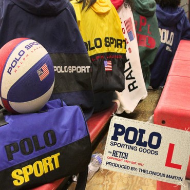 RetcH & Thelonious Martin – Polo Sporting Goods [MIXTAPE]