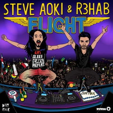 Steve Aoki & R3hab – Flight