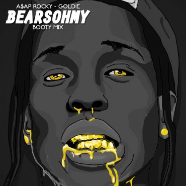 A$AP Rocky – Goldie (BEARSOHMY Remix)