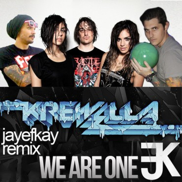 Krewella – We Are One (Jayefkay Remix)