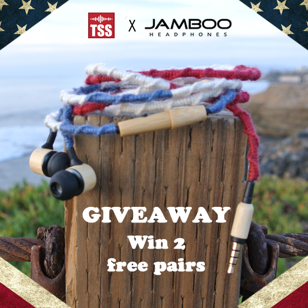 giveaway jamboo headphones quoteaglequot edition win 2 free pairs