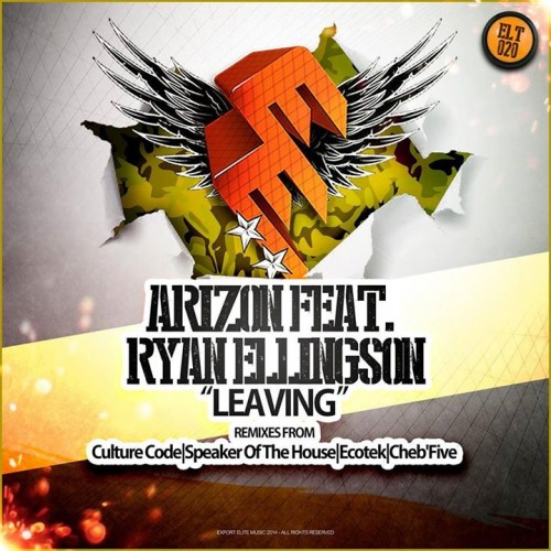 "Speaker Of The House's Official Remix Transforms Arizon's ""Leaving"" Into A Beautiful Electro House Smash"