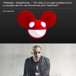 deadmau5 wildstylez copyright