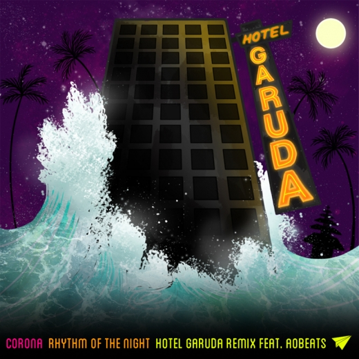 "Hotel Garuda & AObeats Release New Deep House Remix of 90′s Classic ""Rhythm of the Night"""