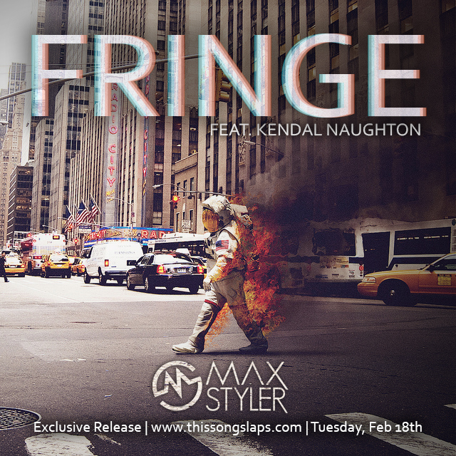 "[TSS Premiere] Meet Max Styler: California's Next Electro House Wonder Kid; ""Fringe"" feat. Kendal Naughton"