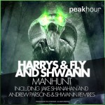 Harrys & Fly, Shwann - Manhunt (Preview Mix)
